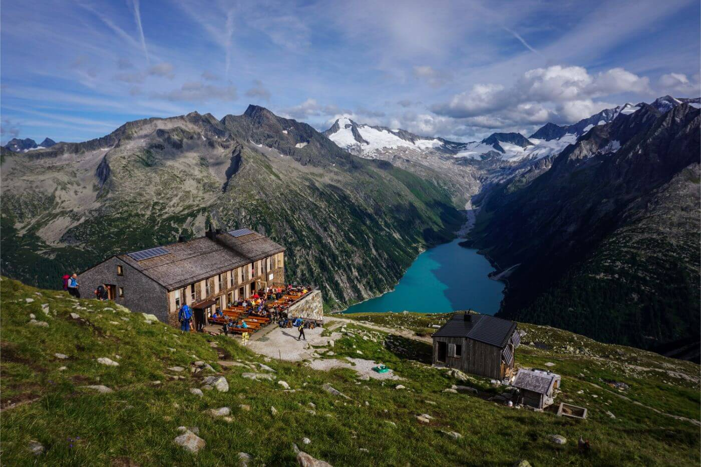 Olperer mountain hut / Olpererhütte Day Hike - Things to Do in Mayrhofen in Summer