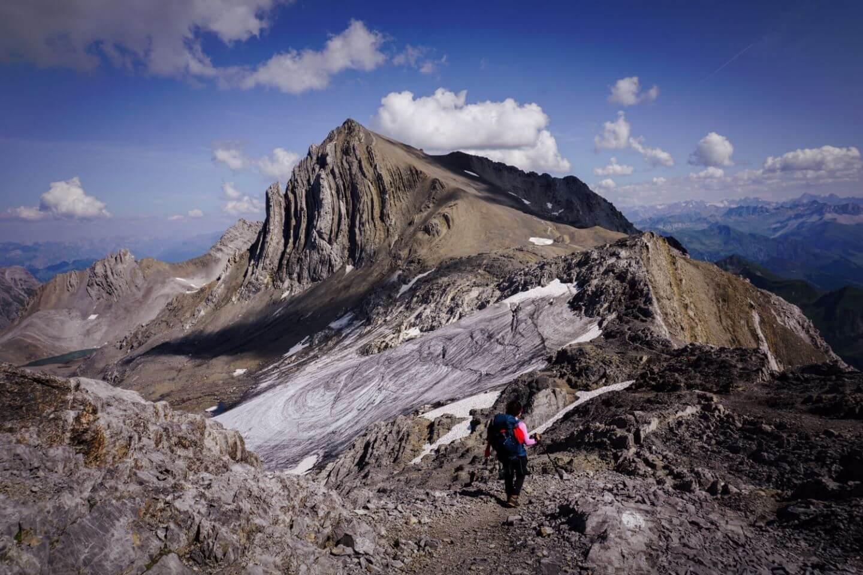 Schesaplana to Mannheimer Hütte, Lünersee Multi-Day Hike