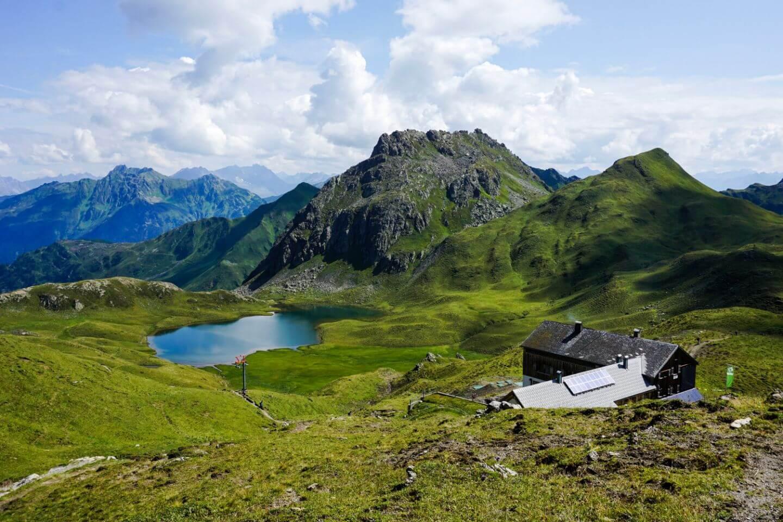 Tilisunahütte, Vorarlberg, Austria
