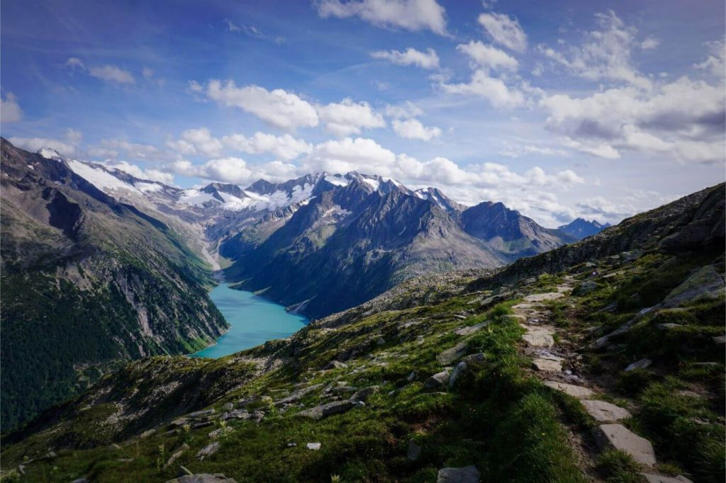 Zillertal Alps - Where to Hike in the Austrian Alps