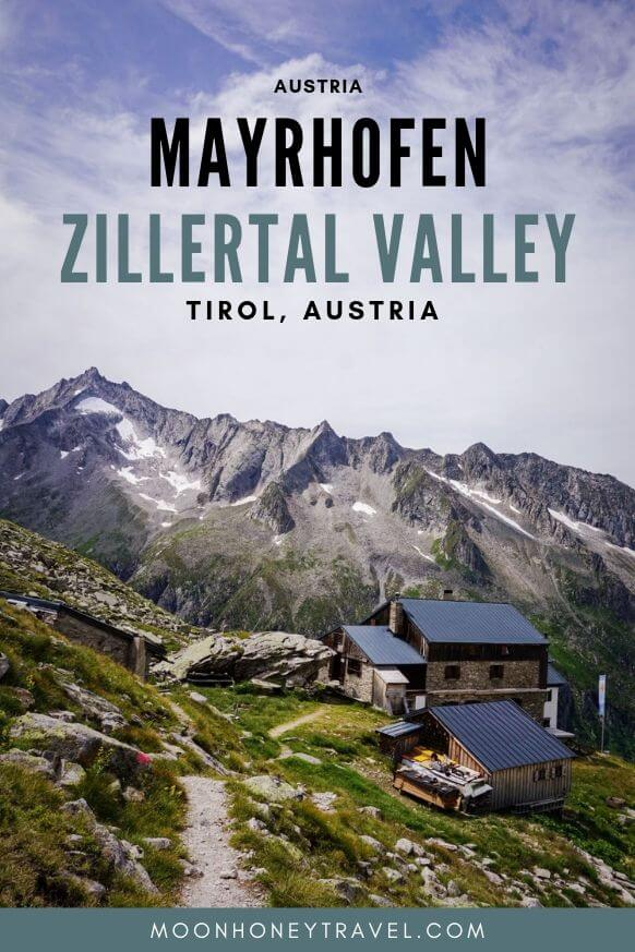 Things to do in Mayrhofen in Summer - Zillertal, Austrian Alps