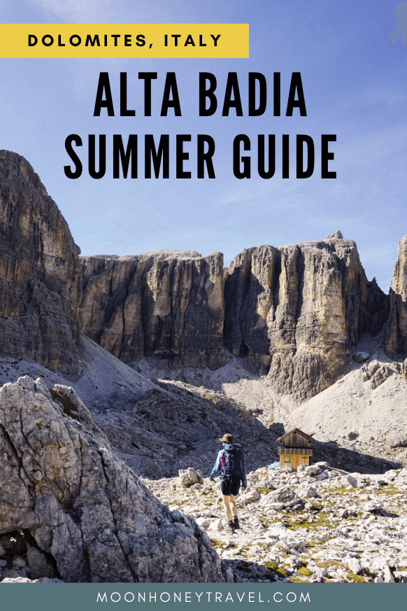 Alta Badia Summer Hiking Guide - Dolomites, Italy