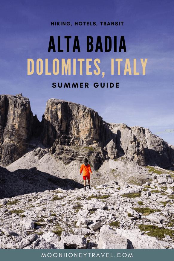 Alta Badia, Italy - Summer Hiking Guide