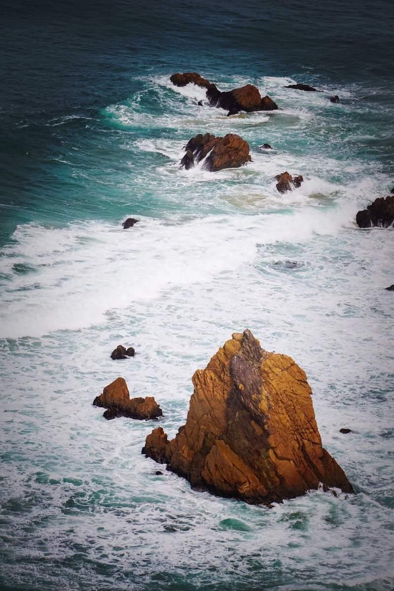 Cabo da Roca Trail, Aroiera Beach, Sintra-Cascais Natural Park, Portugal