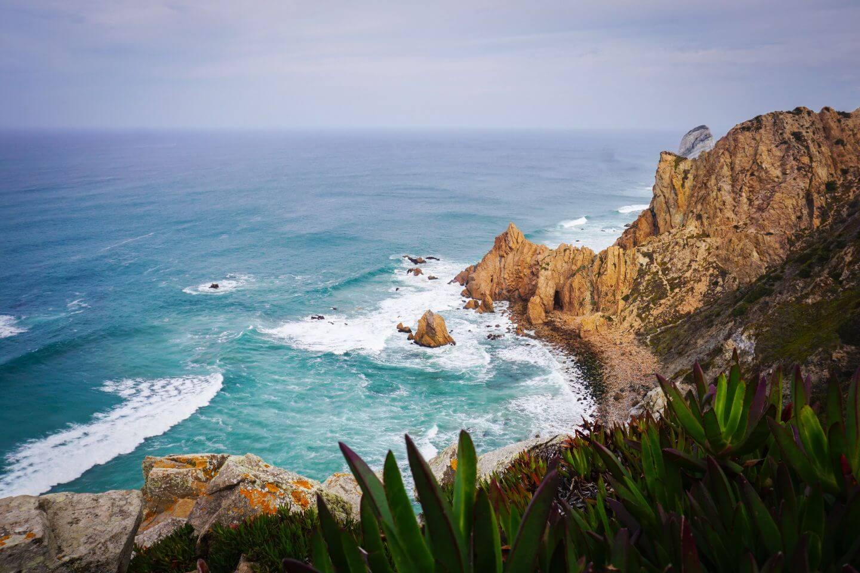 Aroiera Beach Lookout, Sintra Coast Walk
