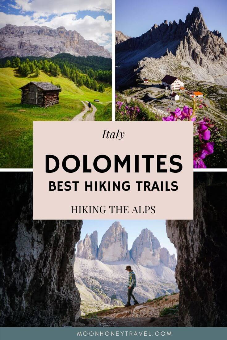 Best Dolomites Hiking Trails, Italian Alps