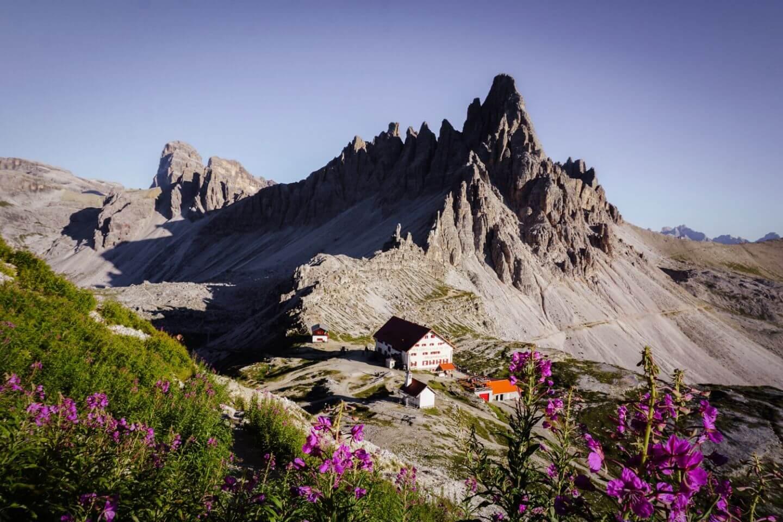 Tre Cime di Lavaredo Hut to Hut Hike - Dolomites