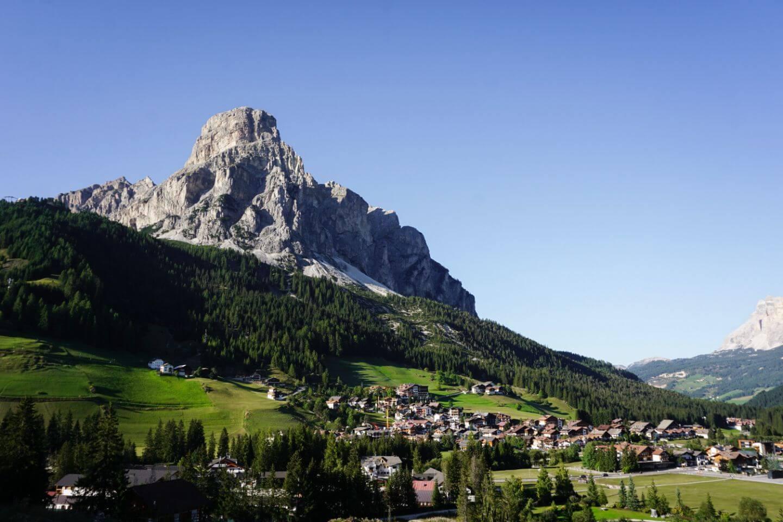 Pisciadu to Corvara Day Hike, Alta Badia, Dolomites