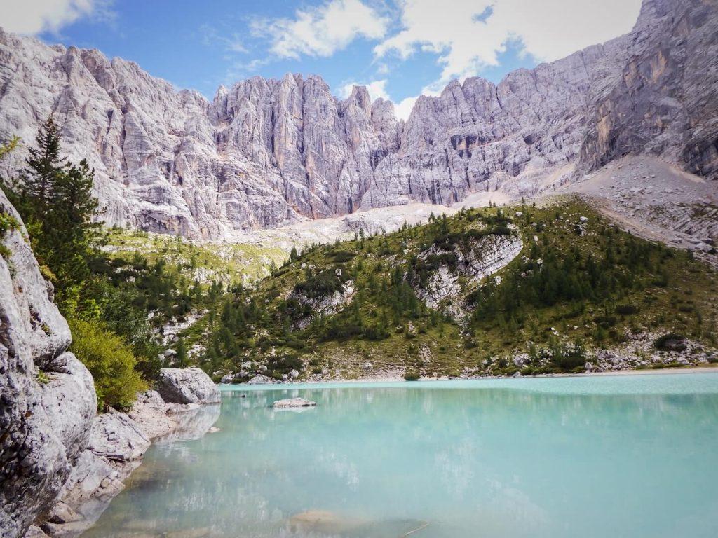 Lago di Sorapiss, Best Dolomites Hiking Trails