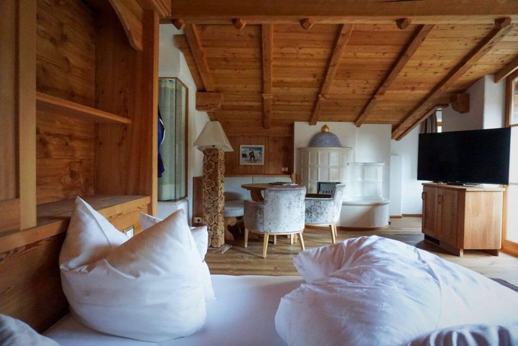 Dorfhotel Beludei, Dolomites