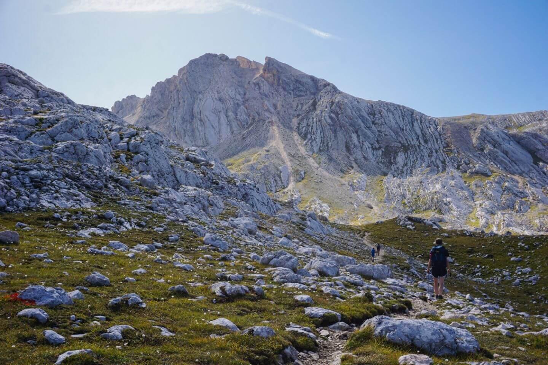 Trail 12 to La Villa, Fanes, Dolomites Day Hike