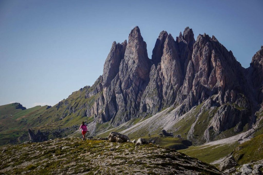 Col dala Pieres, Best Hikes in Val Gardena, Dolomites, Italy