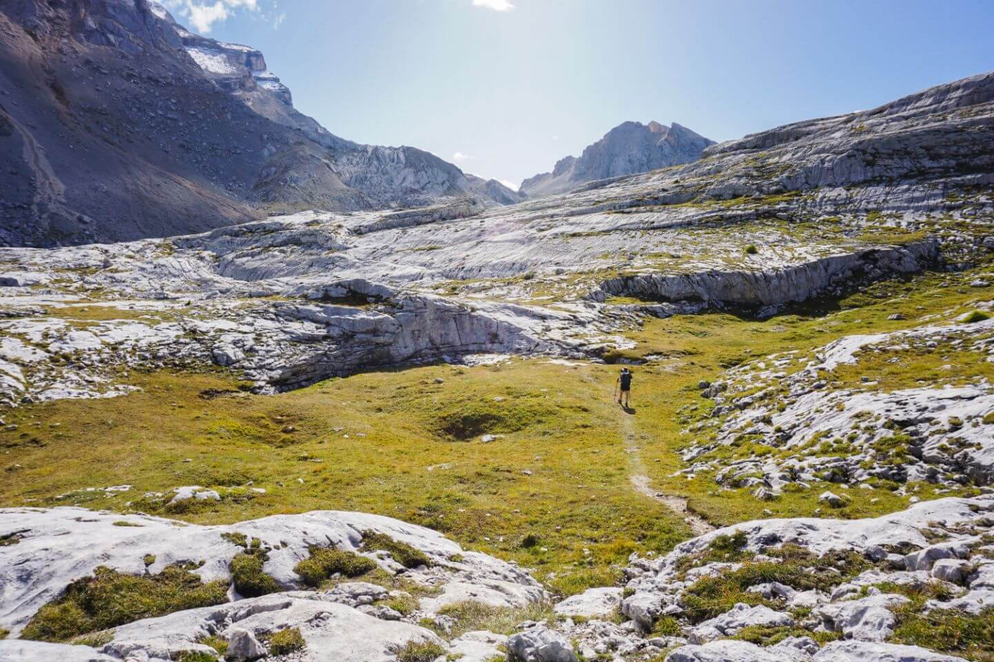 Trail 12, Hike to Forcella Medesc, Italian Dolomites