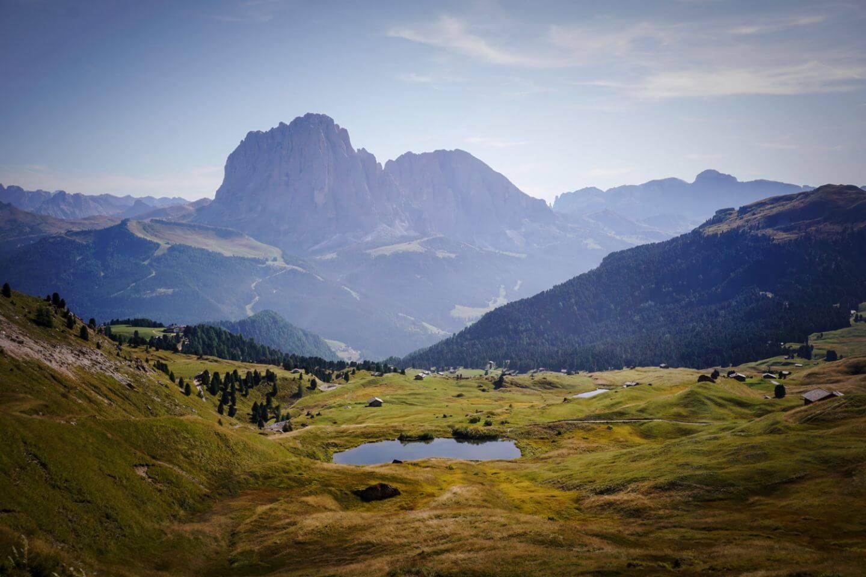 Summer Cableways in the Dolomites, Val Gardena