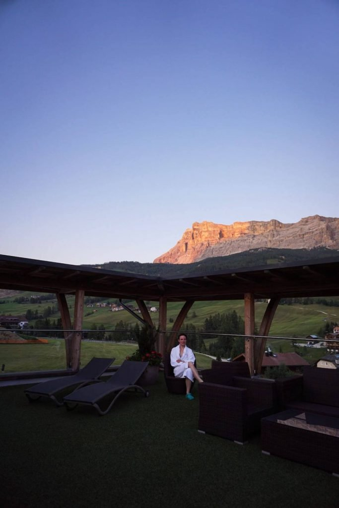 Hotel Ciasa Soleil, Where to Stay in the Dolomites in September