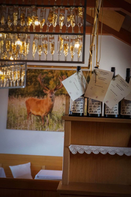 Jaglhof Dining Room, South Styria, Austria