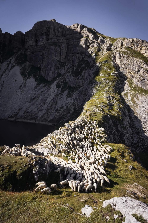 Lago di Boe, Alta Badia