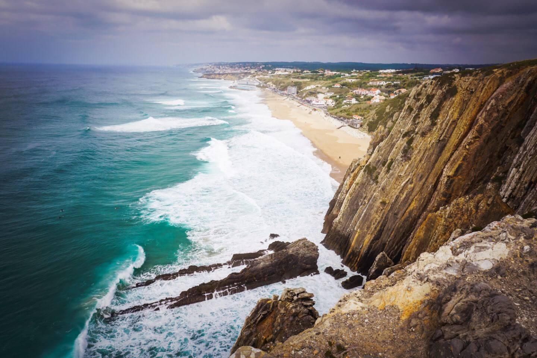 Praia Grande, Sintra Coastal Hike, Portugal
