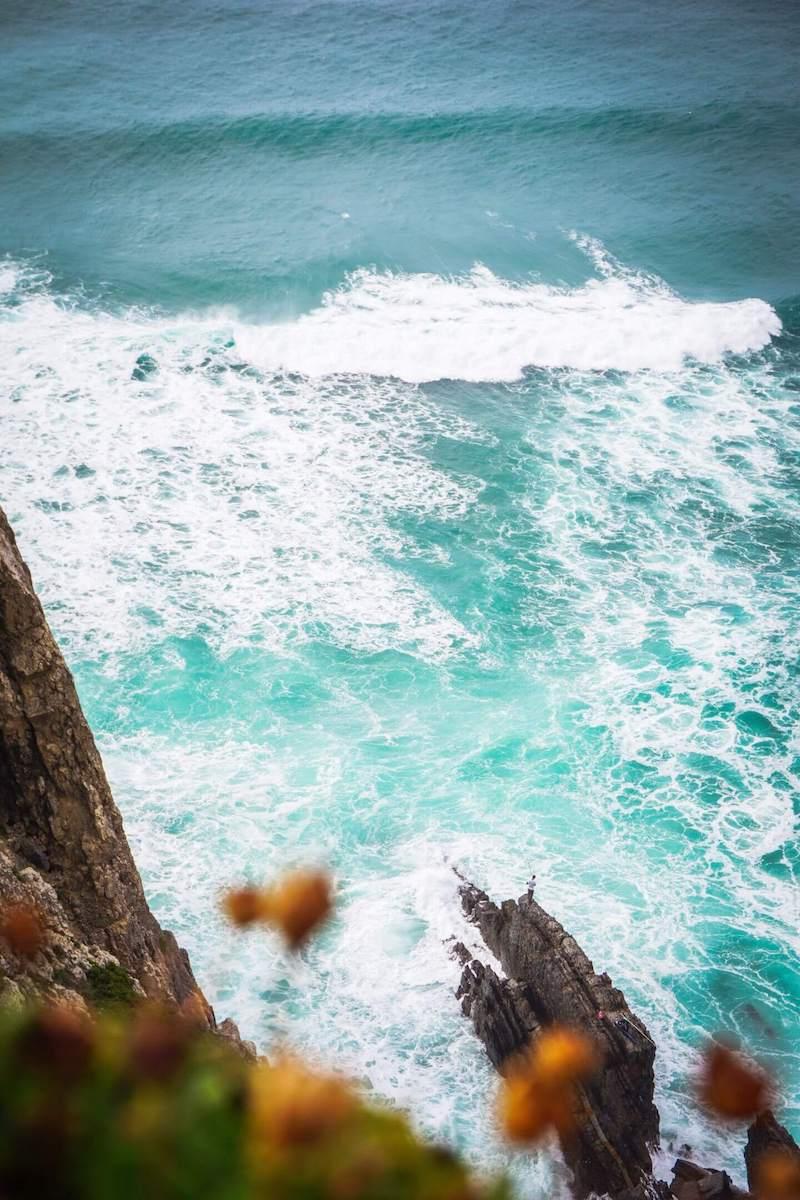 Praia Grande, Sintra Coast, Portugal