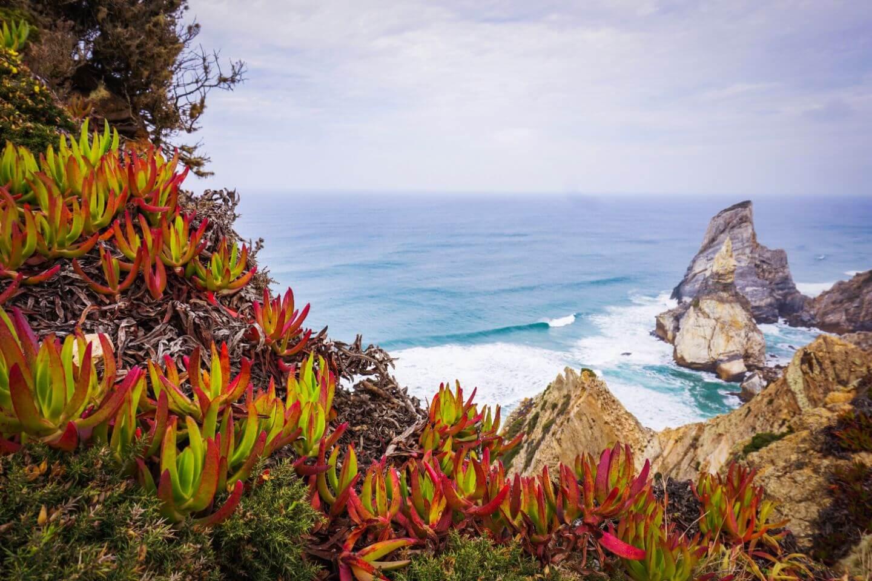 Sintra Coastal Hike, Cabo da Roca to Praia da Ursa and Azenhas do Mar