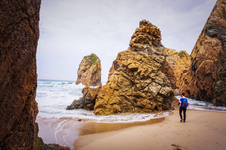 Praia da Ursa, Ursa Beach, Portugal