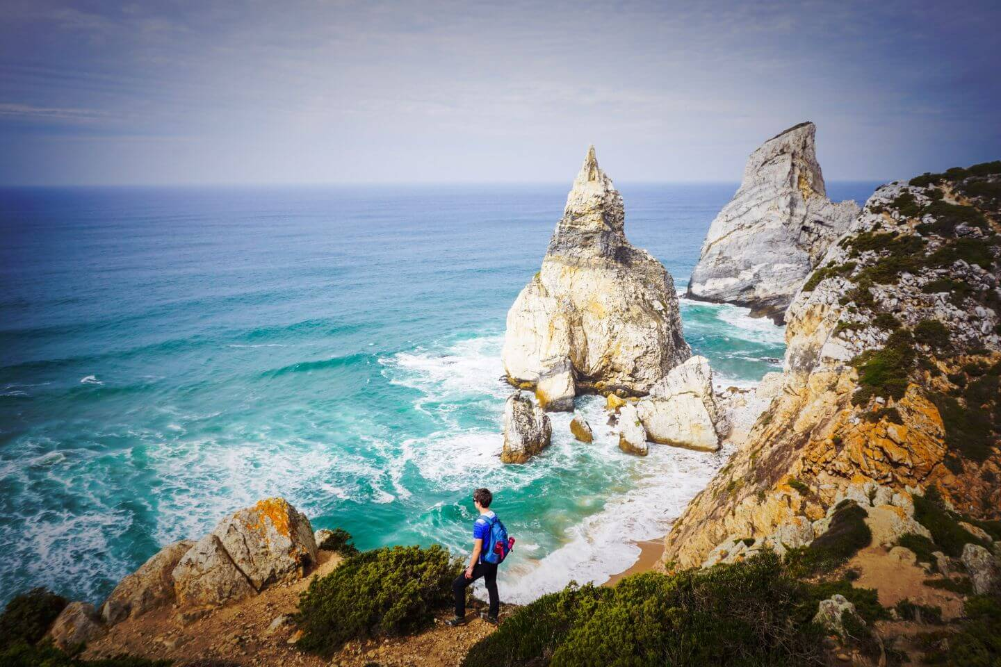 Best Hikes in Portugal - Sintra Coast Trail
