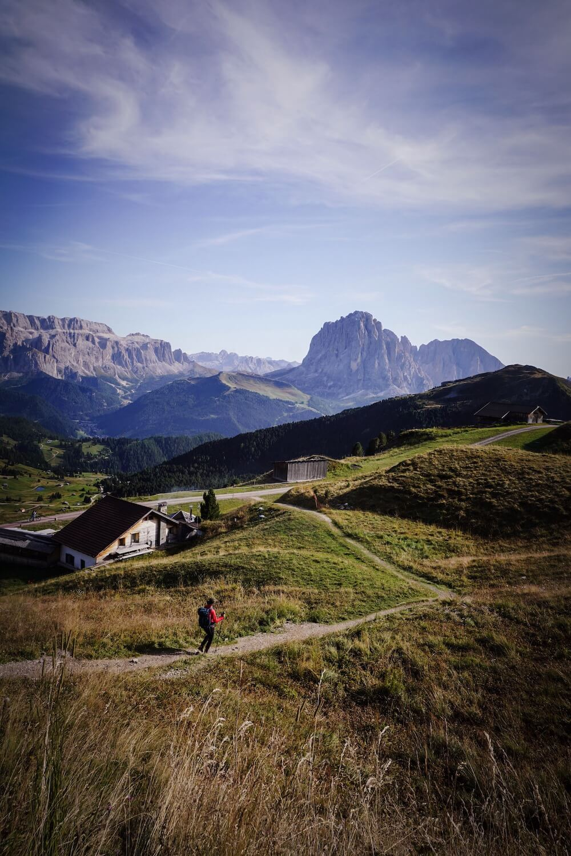 Seceda to Col Raiser hike, Val Gardena, Dolomites