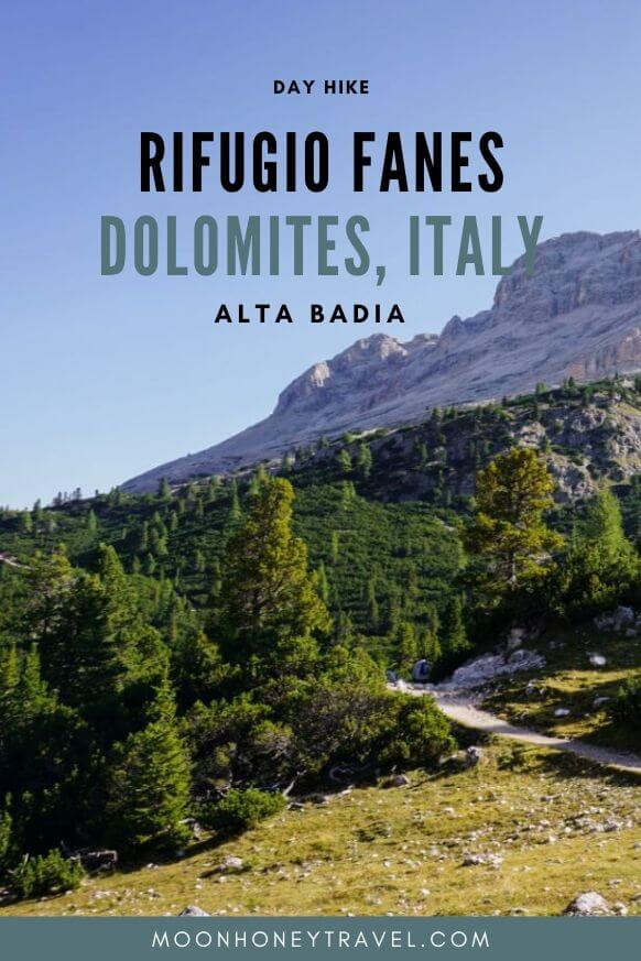 Capanna Alpina to Rifugio Fanes Day Hike, Alta Badia, Dolomites, Italy