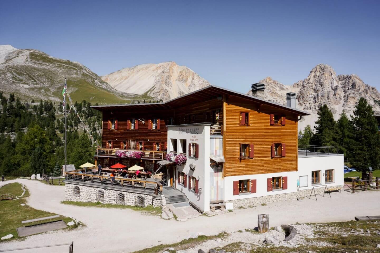 Rifugio Fanes, Trail 11, Dolomites