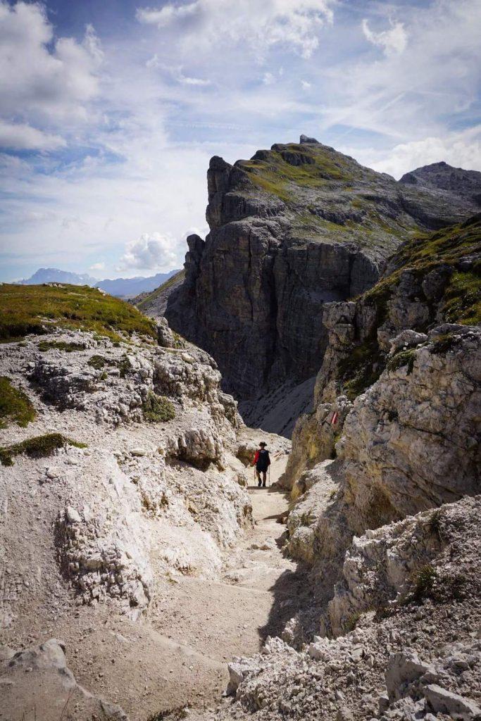 La Villa to Colfosco Day Hike, Alta Badia, Dolomites