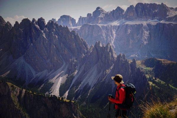 Rifugio Stevia and Col dala Pieres Day Hike, Val Gardena, South Tyrol, Italian Dolomites
