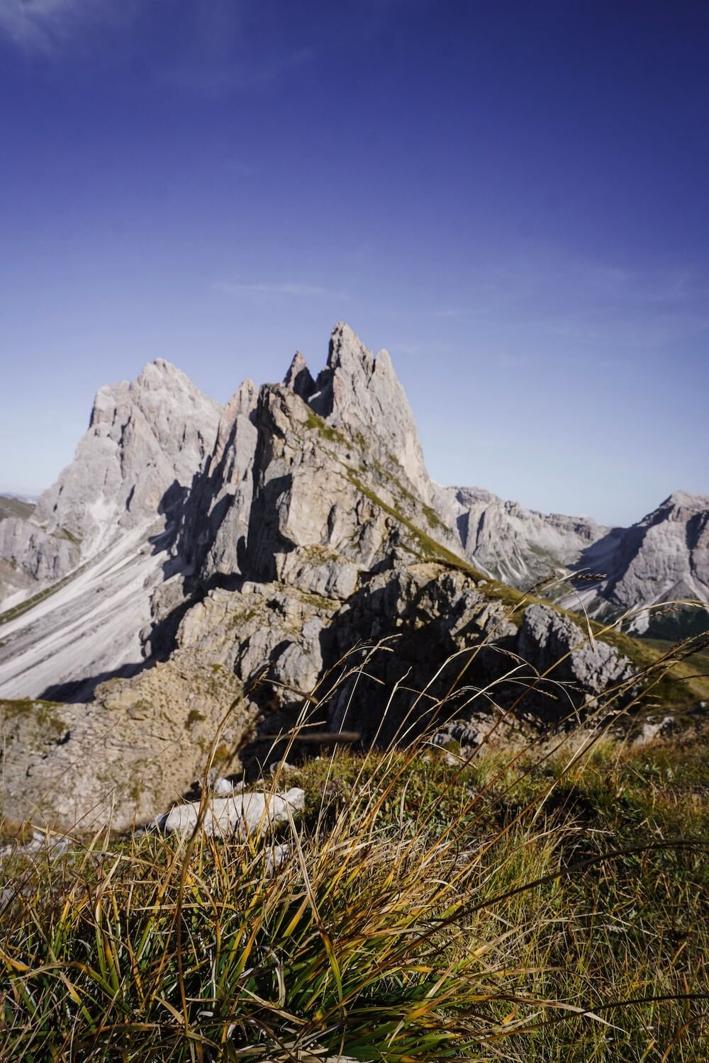 Resciesa to Seceda Hike from Ortisei, Val Gardena, South Tyrol, Dolomites