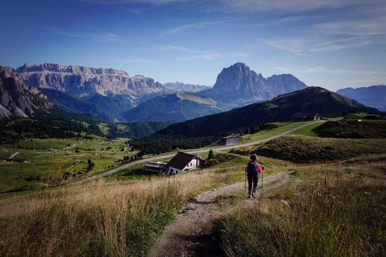 Seceda to Col Raiser, Val Gardena, South Tyrol Hike