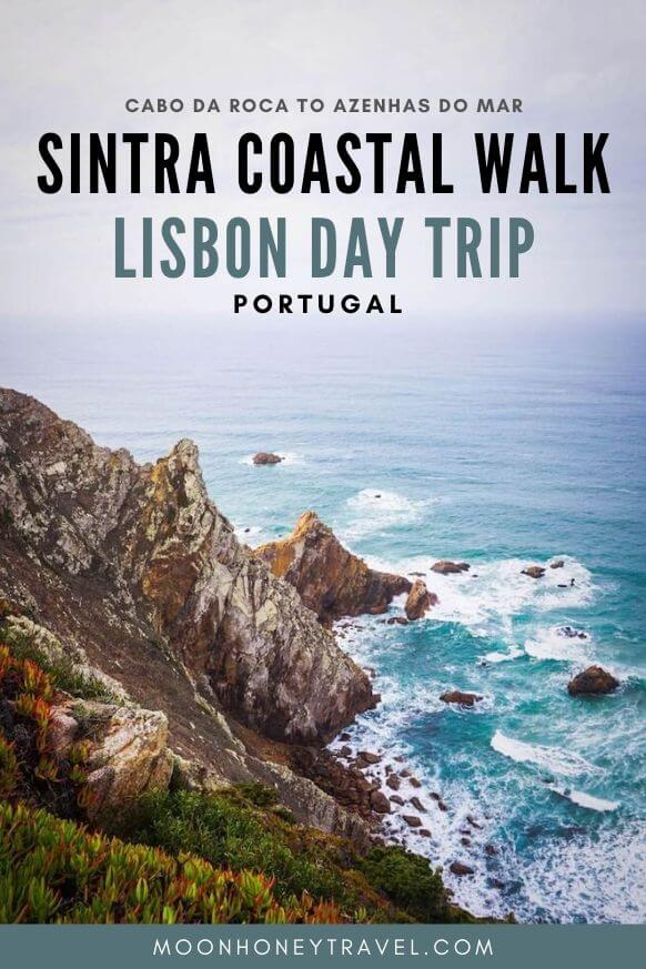 Hiking Sintra Coast, Lisbon Day Trip