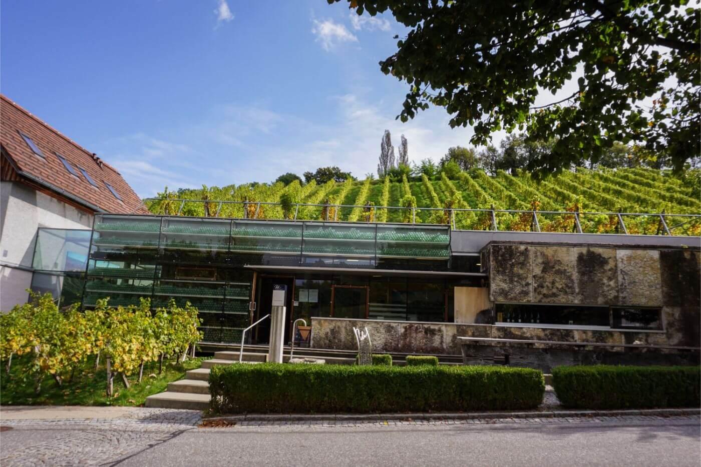 Weingut Erich & Walter Polz, Wineries in South Styria, Austria