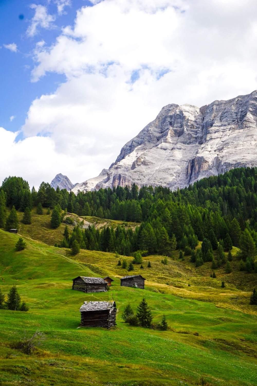 Santa Croce Sanctuary - Armentara - Badia Walk, Alta Badia, Dolomites