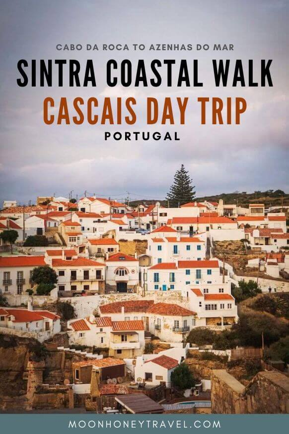 Sintra Coastal Walk, Cascais Day Trip, Portugal