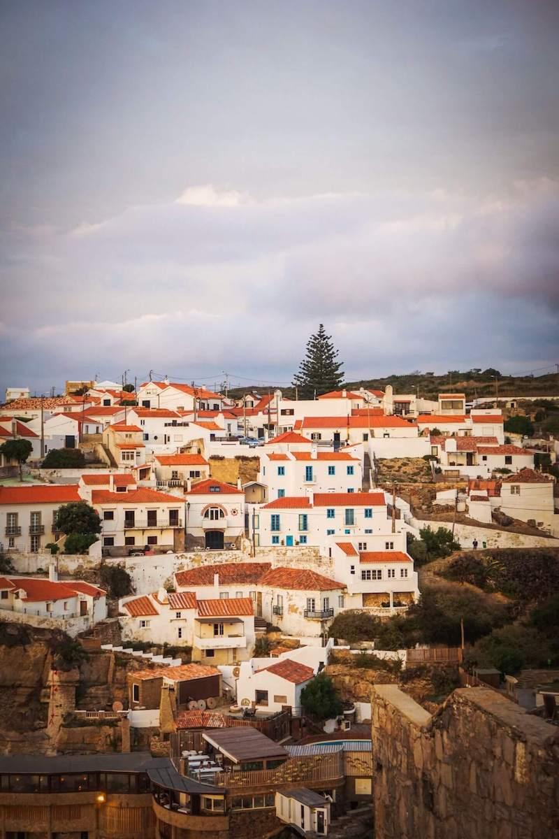 Azenhas do Mar, Sintra Coast, Portugal Seaside Village