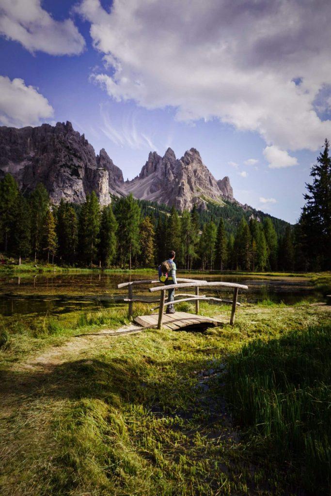 Dolomites in September, Italy