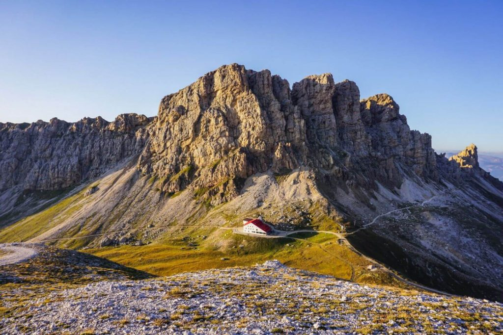 Tierser Alpl, Alpe di Tires, Sciliar-Catinaccio Nature Park, Italian Alps