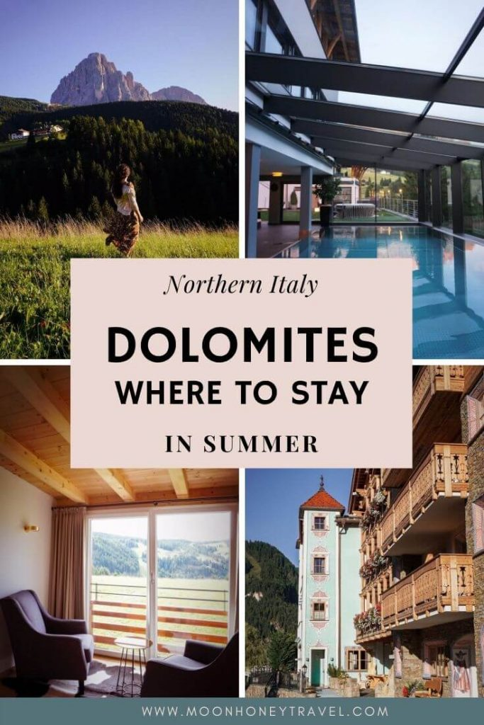 Best Places to Stay in the Dolomites, Italy