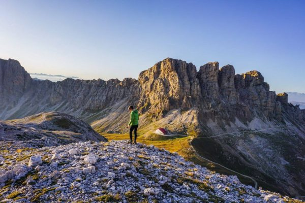 Tierser Alpl / Rifugio Alpe di Tires, Dolomites