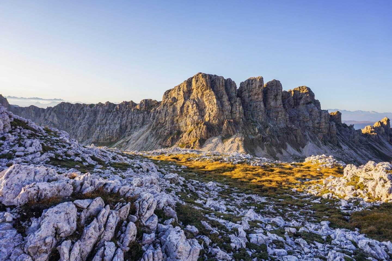 Rosengarten Dolomites Hike