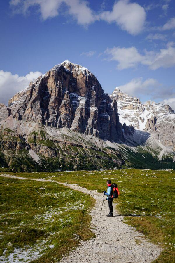 Tofana di Rozes, Dolomites