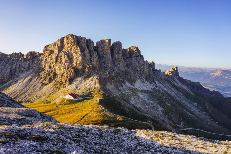 Rosengarten Catinaccio Trek - Hut to Hut Hike in the Dolomites