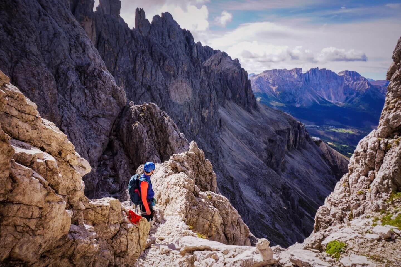 Rosengarten Dolomites Trek - 3 Days