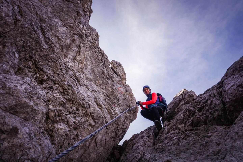 Rosengarten Dolomites 3 Day Hike, Italy