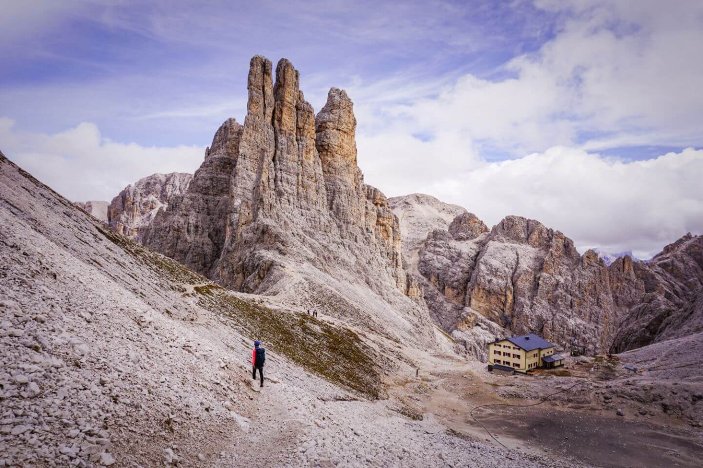 Vajolet Towers - Where to Stay in the Dolomites in Summer - Eggental