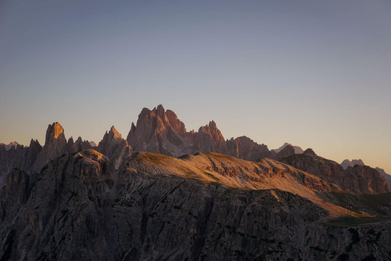 Cadini di Misurina, Sesto Dolomites, Italy