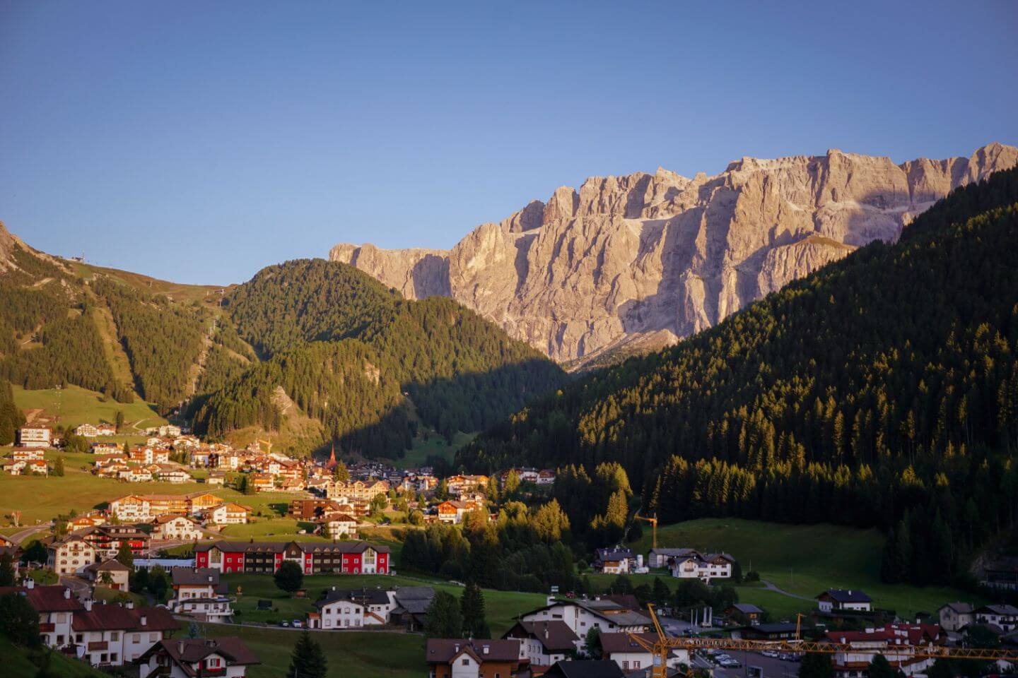 Selva di Val Gardena - Where to Stay in the Dolomites in Summer